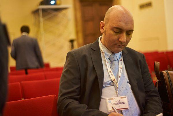 Prof Paolo Santancini - Blockchain Architect di Affidaty Spa
