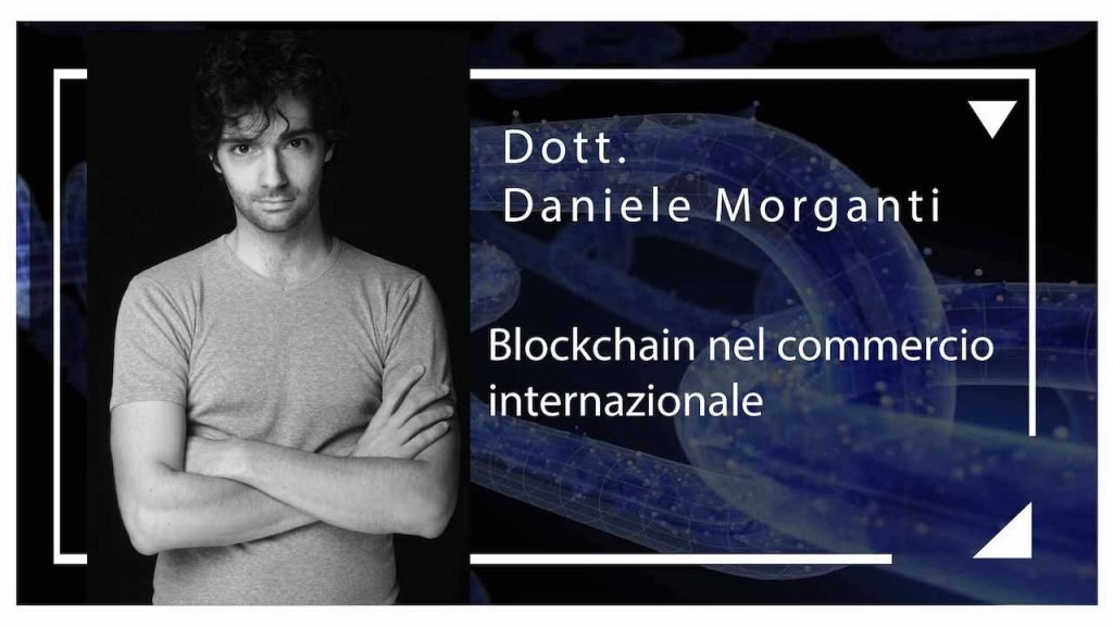 Tecnologia Blockchain nel commercio internazionale
