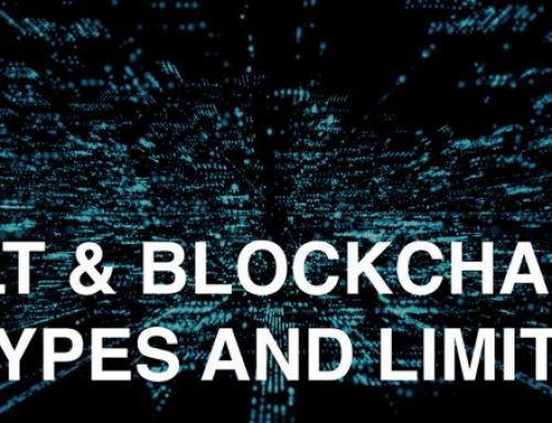 DLT, Blockchain: types and limits.