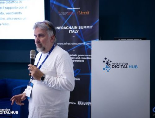INFRACHAIN SUMMIT ITALY told by Affidaty S.p.A.