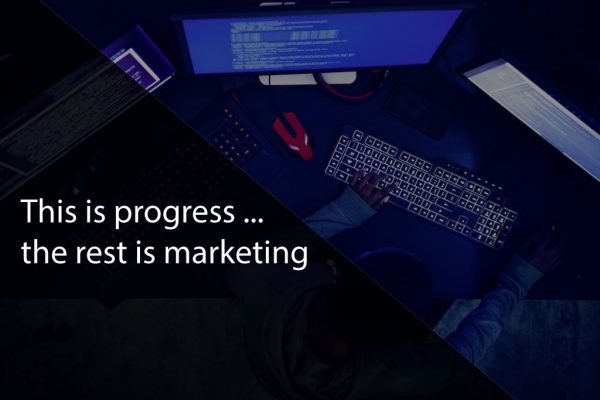Affidaty - This is progress … the rest is marketing.