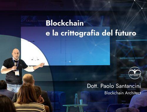 Blockchain e la crittografia del futuro