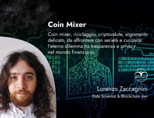 Coin Mixer