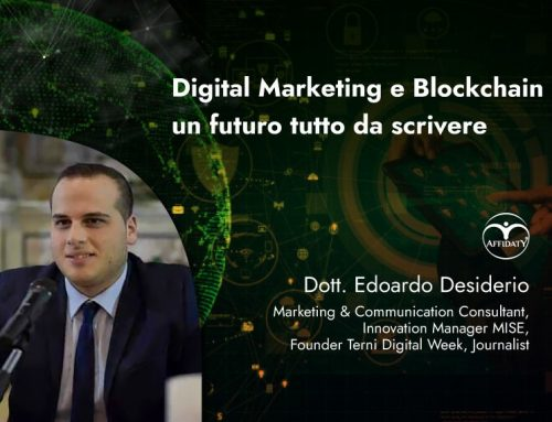 Digital Marketing e Blockchain un futuro tutto da scrivere