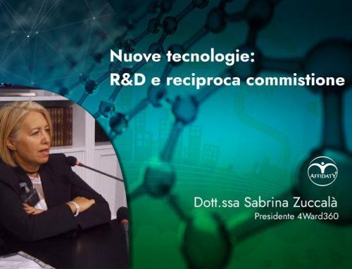 Nuove tecnologie: R&D e reciproca commistione