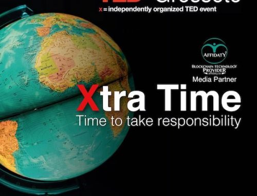 TEDxGrosseto Xtra Time – time to take responsibility – Affidaty Blog
