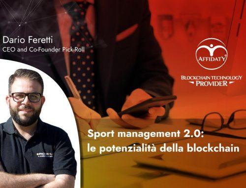Sport management 2.0: le potenzialità della blockchain