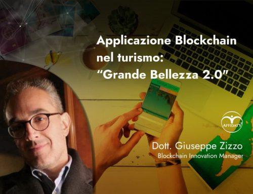 """Applicazione Blockchain nel turismo: """"Grande Bellezza 2.0″"""