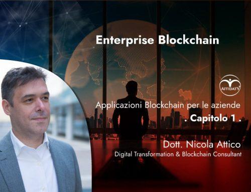 Enterprise Blockchain: applicazioni Blockchain per le aziende