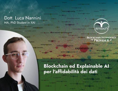Blockchain ed Explainable AI per l'affidabilità dei dati