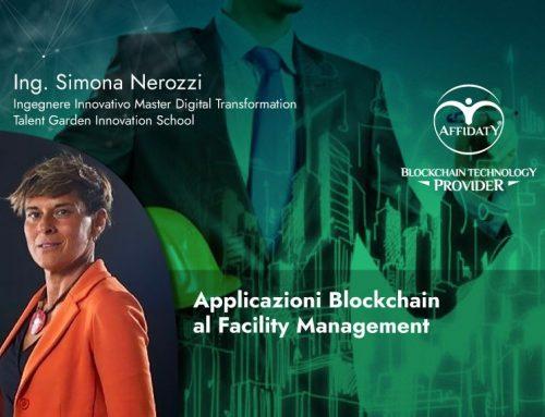 Applicazioni Blockchain al Facility Management