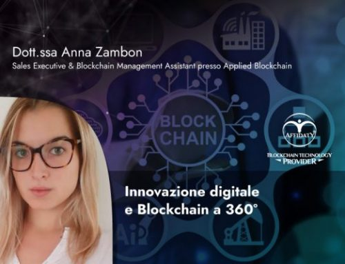 Innovazione digitale e Blockchain a 360°