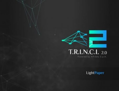 T.R.I.N.C.I. 2 Blockchain è Open Source! Download the LightPaper