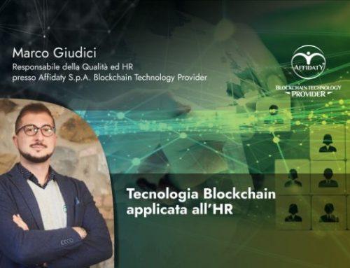 Tecnologia Blockchain applicata allo Human Resource